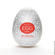 Японские мастурбаторы Tenga - мастурбатор tenga keith haring egg party фото