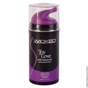 Wicked, США - лубрикант на водной основе wicked sensual care toy love gel фото