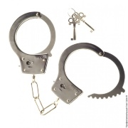 Наручники Heavy Metal Handcuffs Kinx Фото