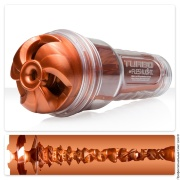 Fleshlight ❤️ необычное - мастурбатор fleshlight turbo thrust copper фото